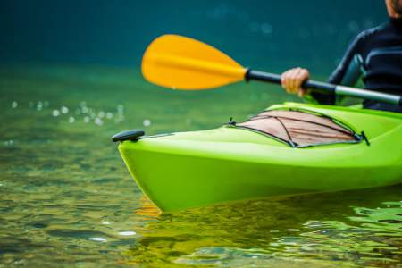 things to do - canoeing